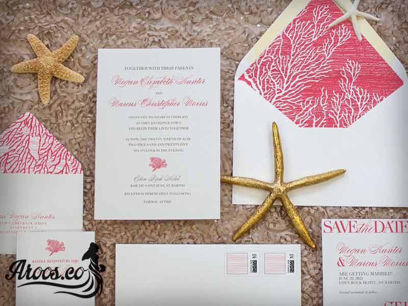 متن کارت عروسی جدید و رمانتیک