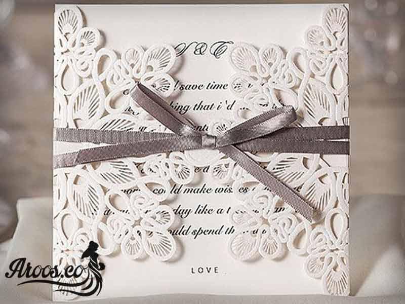 کارتهای عروسی ابتکاری