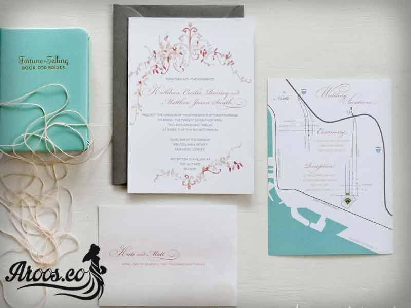 جدیدترین کارتهای عروسی 2017