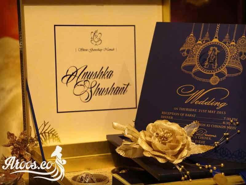 زیباترین مدل های کارت عروسی
