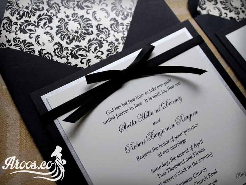 زیباترین متن های کارت عروسی