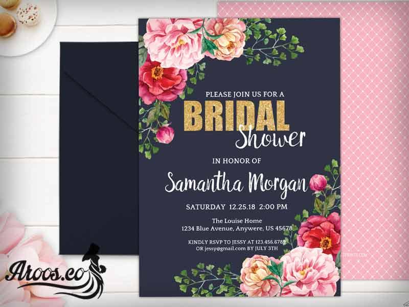 جدیدترین شعر و متن زیبا برای کارت عروسی