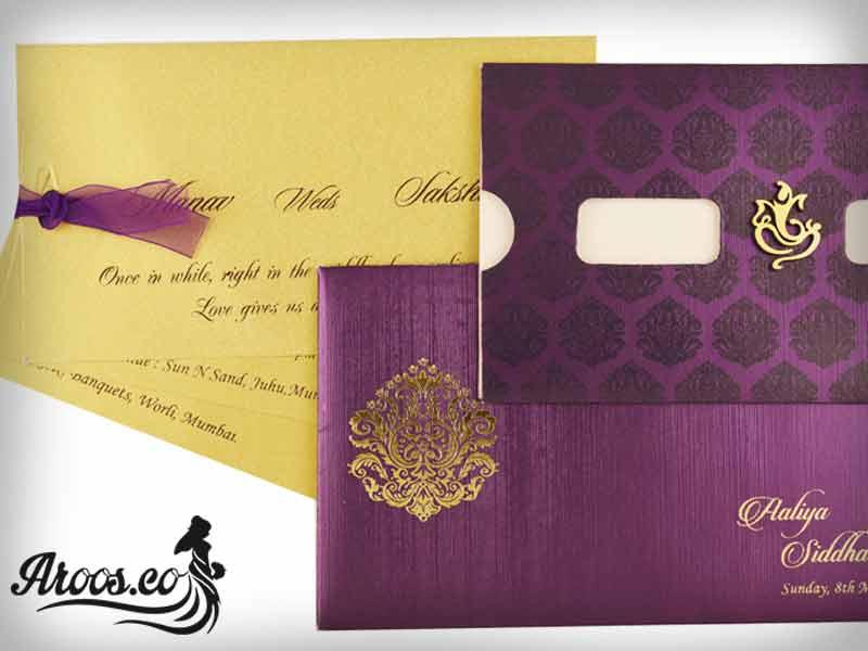 کارت عروس