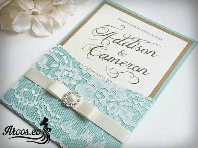 متن برای کارت عروسی
