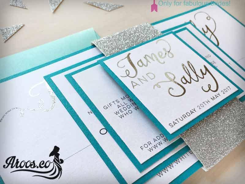 متن روی پاکت کارت دعوت عروسی