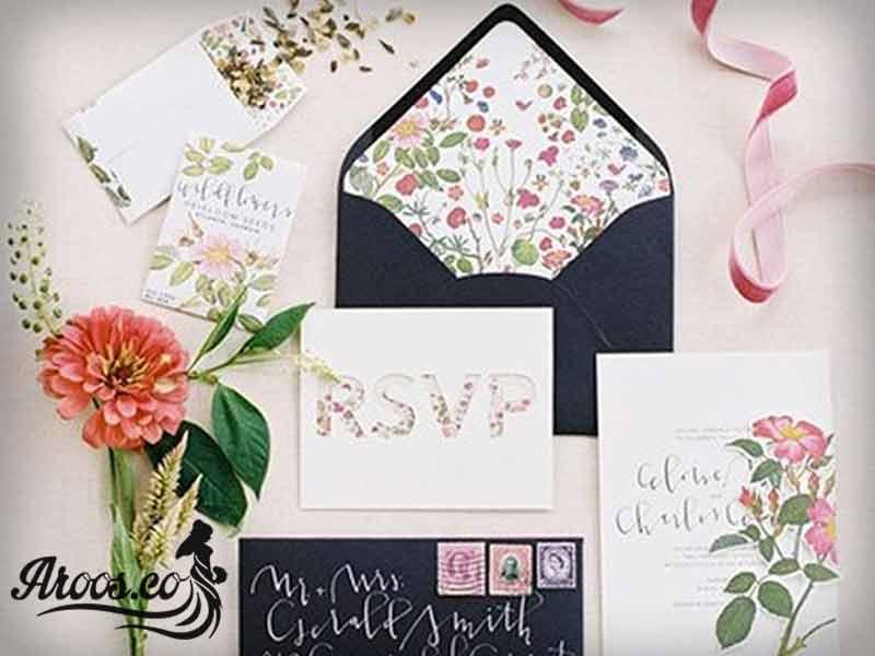 کارت عروسی جدید ایرانی