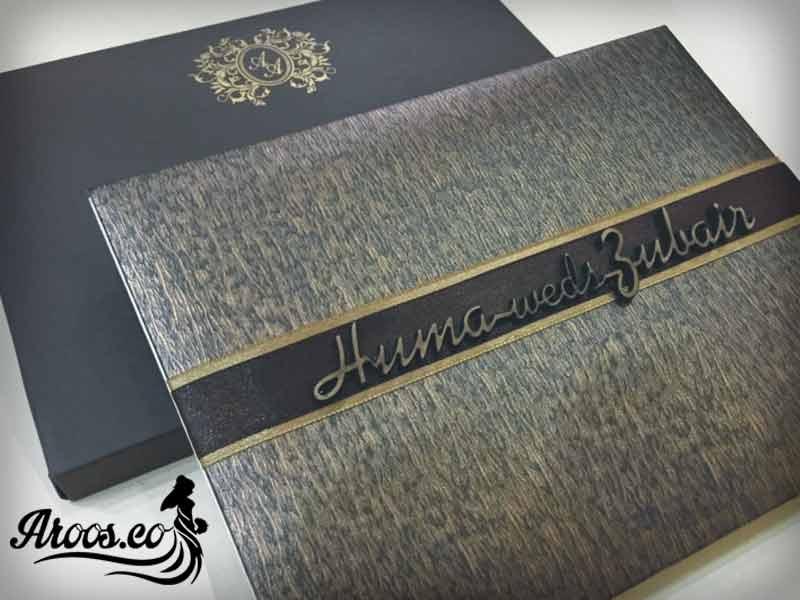 کارت عروس لوکس