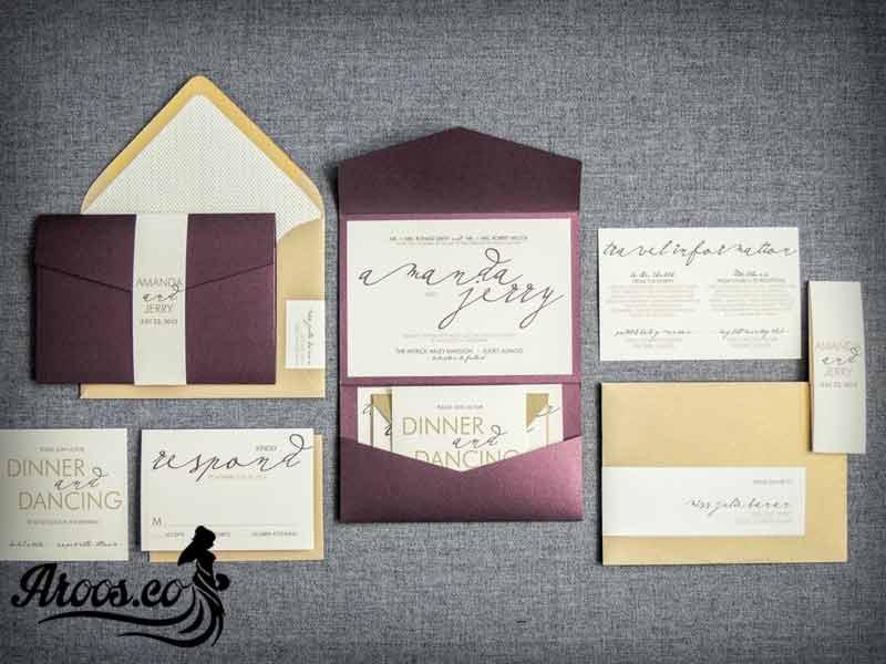 متن کارت عروسی عاشقانه