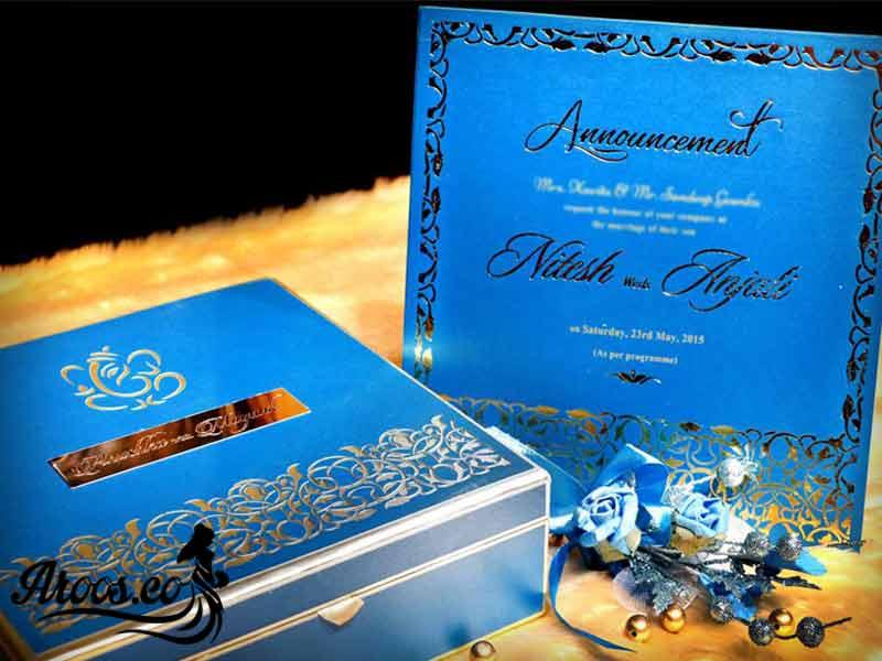 جدیدترین متن کارت عروسی