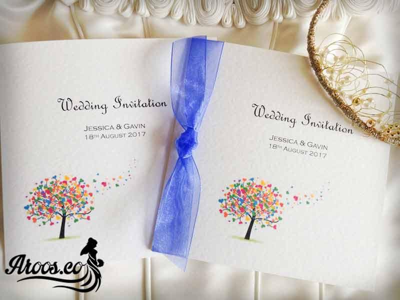 کارت عروسی فانتزی