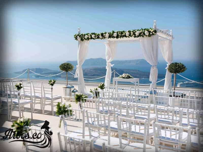لیست بهترین تشریفات مجالس عروسی اصفهان