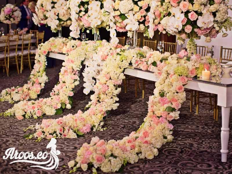 برگزاری جشن عروسی لاکچری