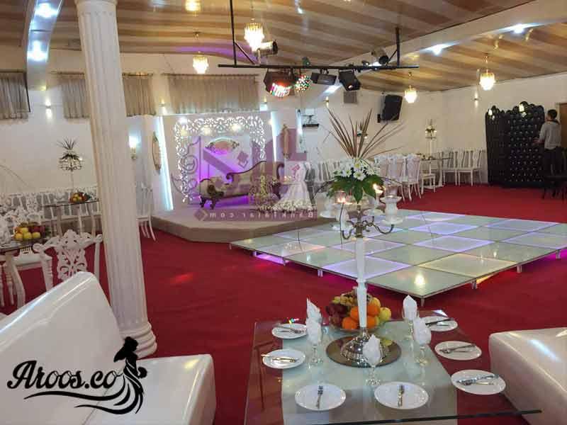 برگزاری مجالس عروسی مجلل