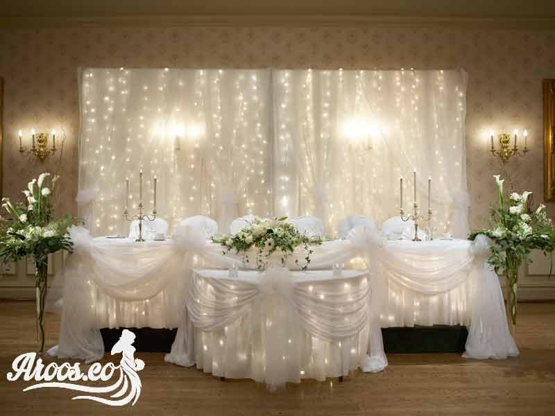 برگزاری جشن عروسی لوکس