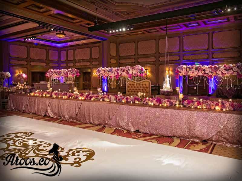 لیست بهترین تشریفات مجالس عروسی اراک