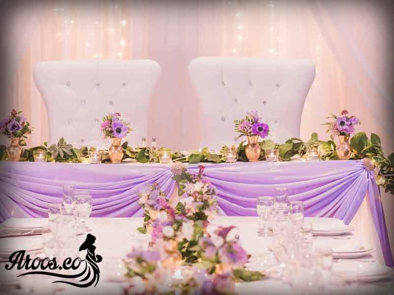تشریفات مجالس و خدمات عروسی
