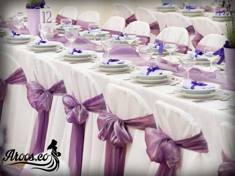 برگزاری جشن عروسی