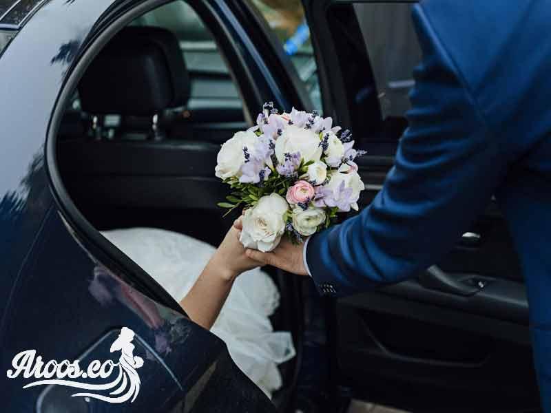 مراسم عروسی لوکس