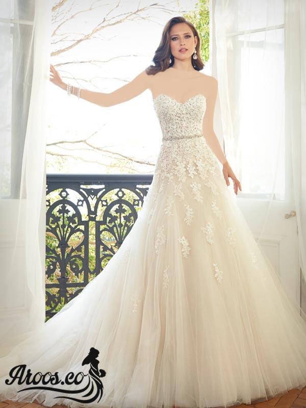 عکس لباس عروس جدید و زیبا