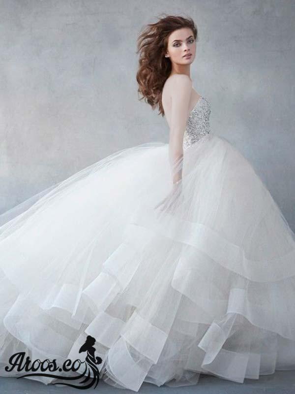 مدل باز لباس عروس
