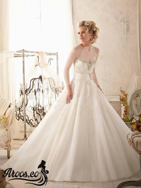 ۲۰۱۷ لباس عروس