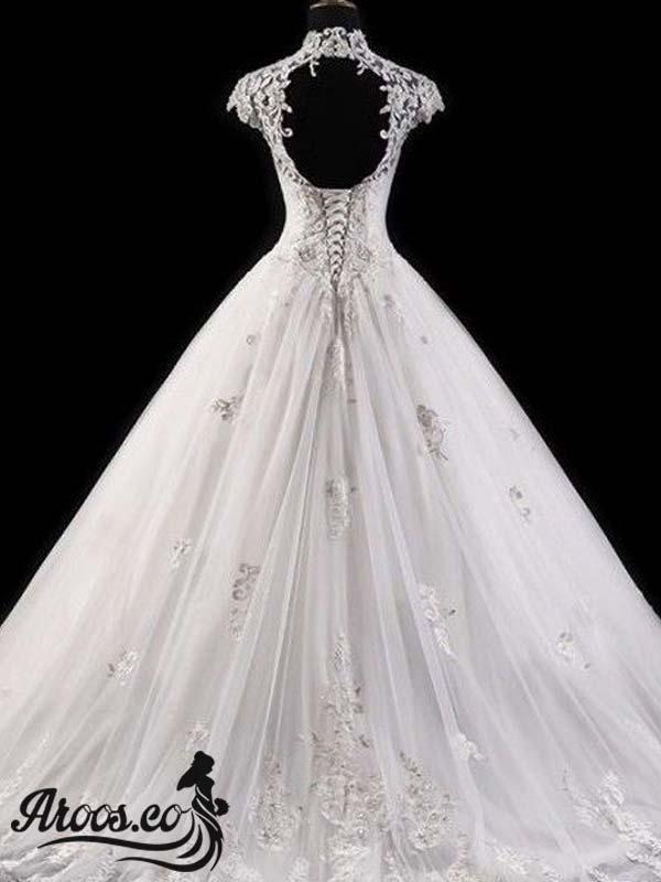 لباس عروس مدل اسکارلت