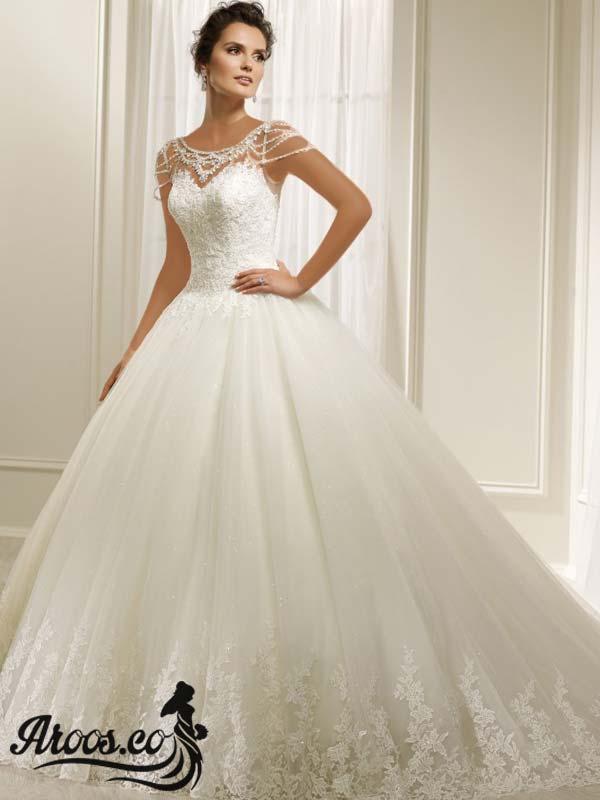 ۲۰۱۸ لباس عروس پرنسسی