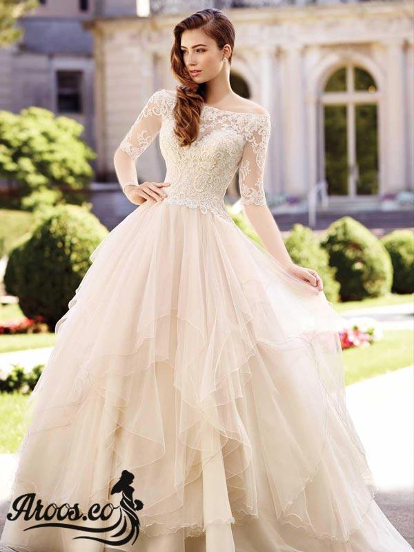 عکس لباس عروس لوکس