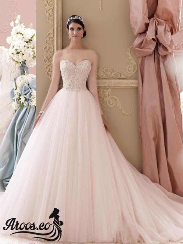 عکس لباس عروس لاکچری