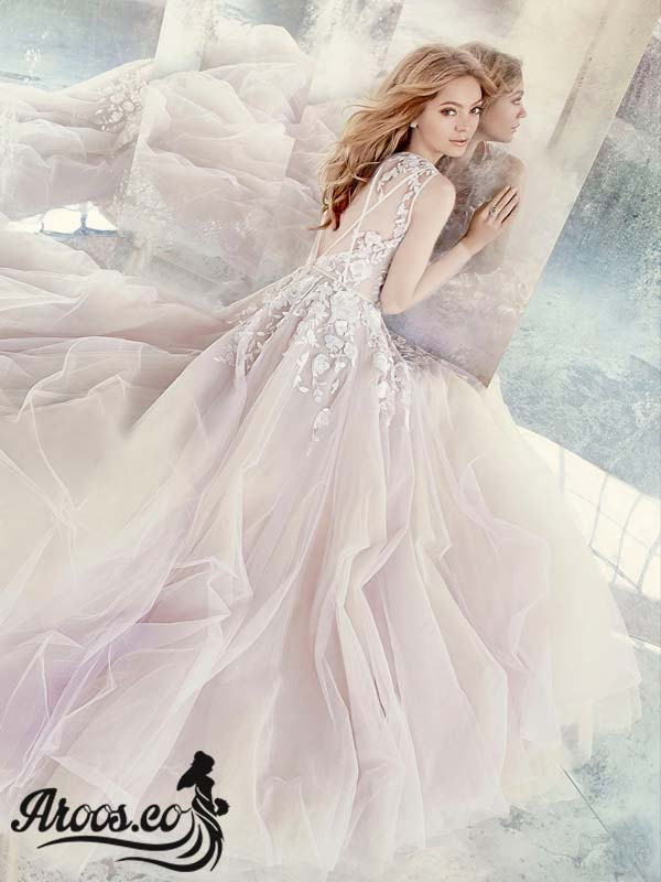 لباس عروس خارجی