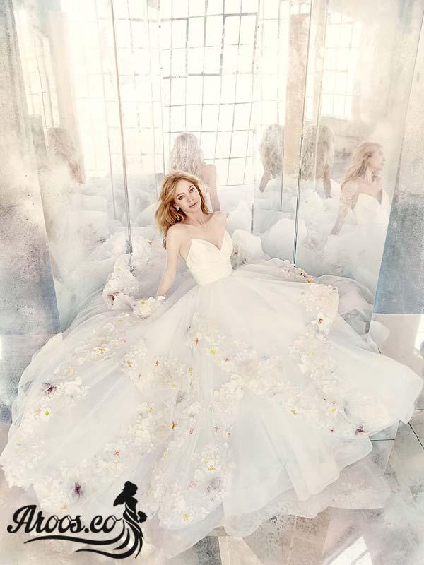مدل لباس عروسی جدید و فوق العاده زیبا