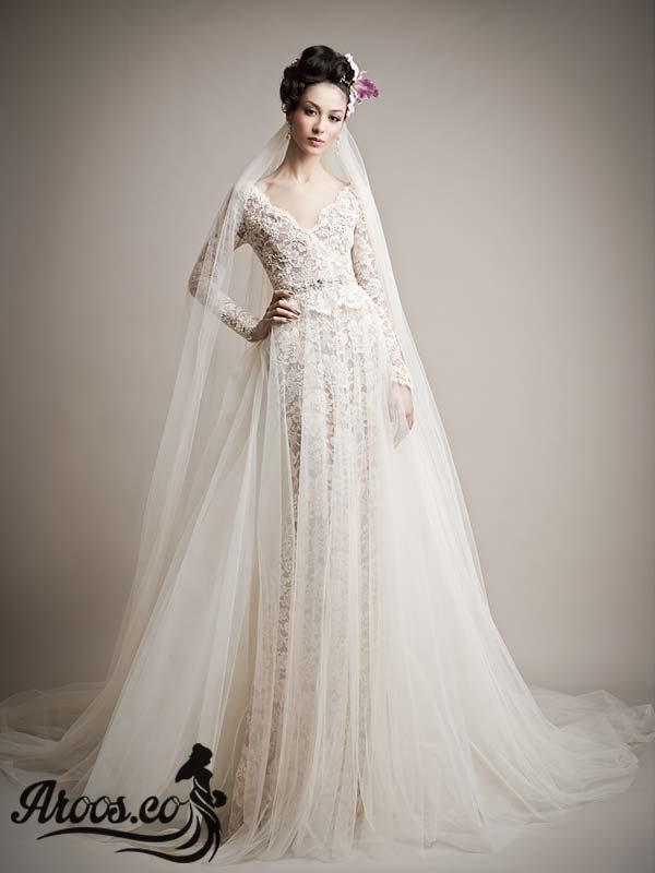 لباس عروس جدید و شیک