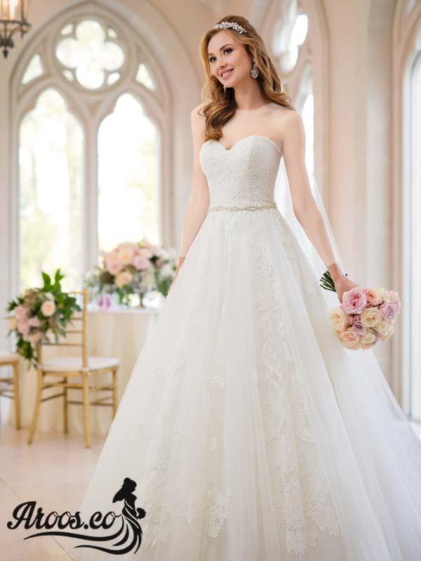 مدل لباس عروسی دخترانه