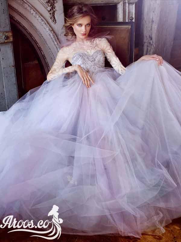 لباس عروس ساده ۲۰۱۶