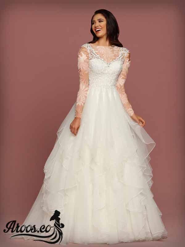 بهترین مدل های لباس عروس