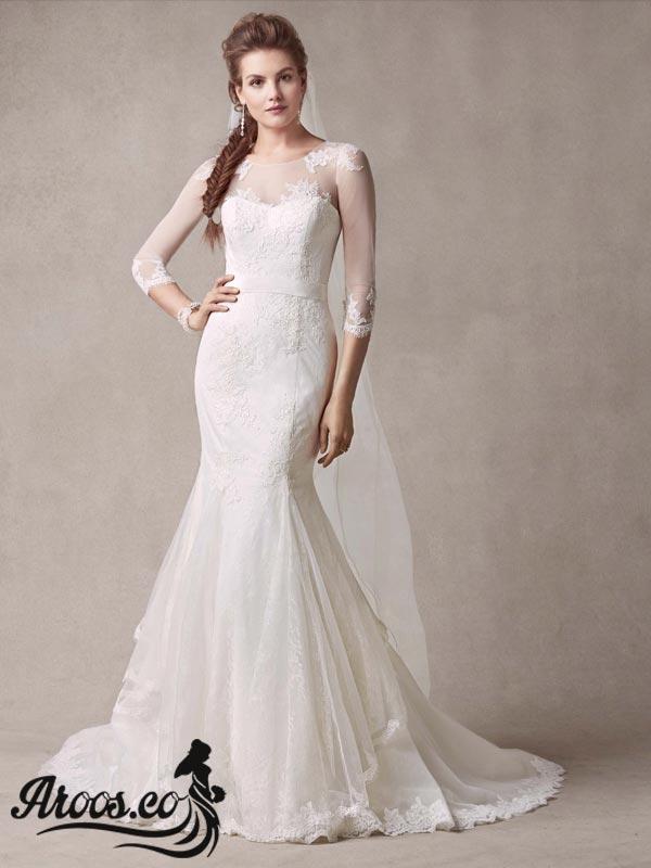 عکس از جدیدترین مدل لباس عروس