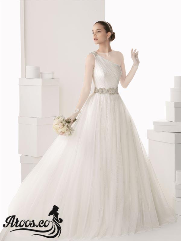 لباس عروس گیپور