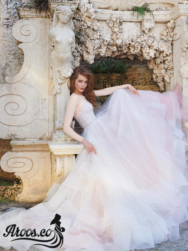 گالری لباس عروس 2018
