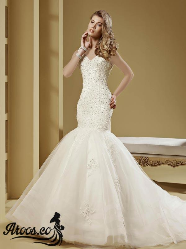 گالری گلچین لباس عروس زیبا