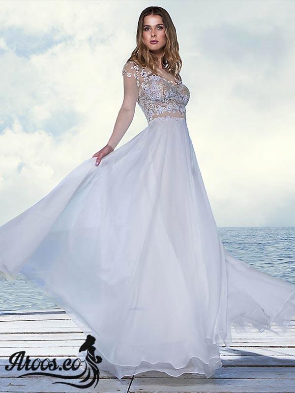 مدل های جدید لباس عروس شیک ۲۰۱۹