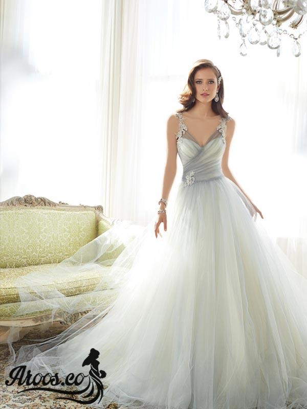 ژورنال انواع مدل لباس عروس