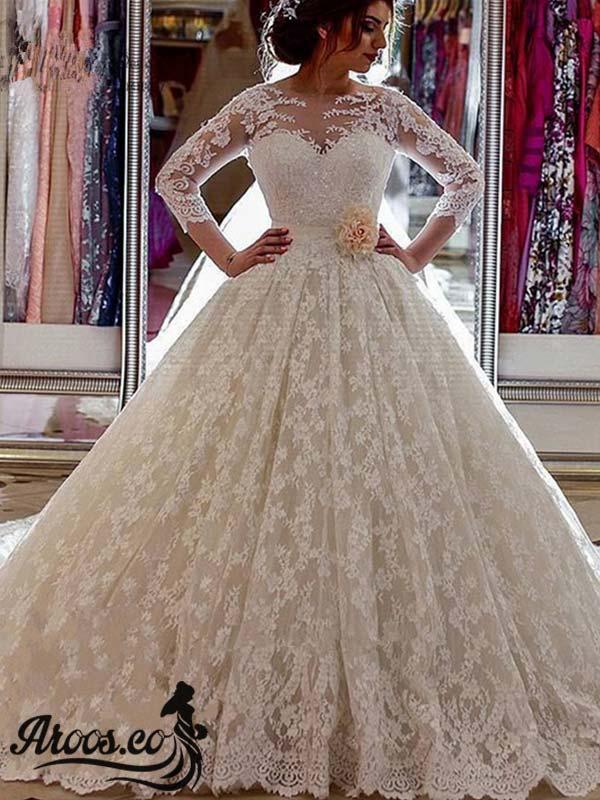 لباس عروس ترک و برندهای معروف در ترکیه