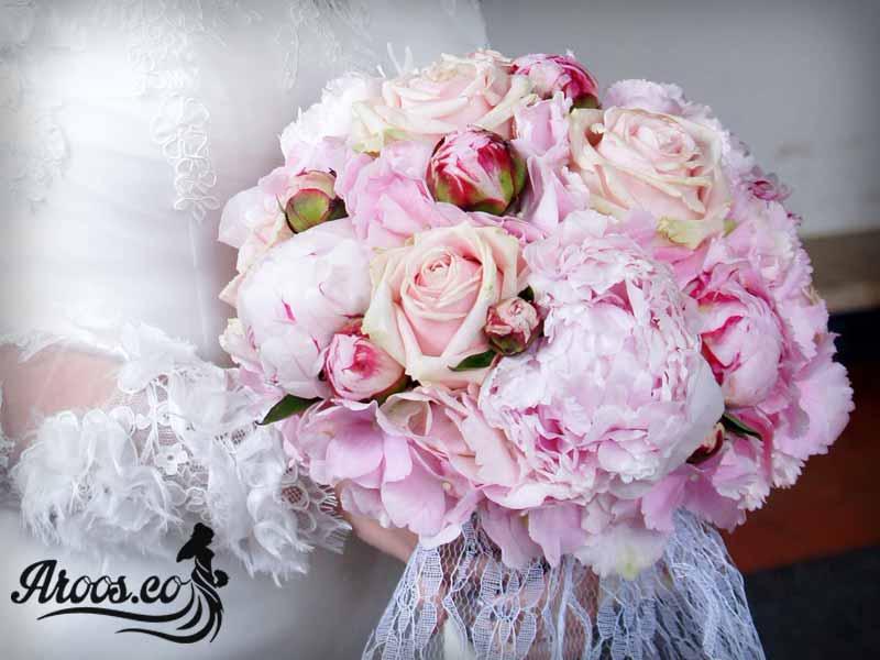 ۹۸ نمونه دسته گل عروس ۲۰۲۰ برای مراسم عروسی و نامزدی