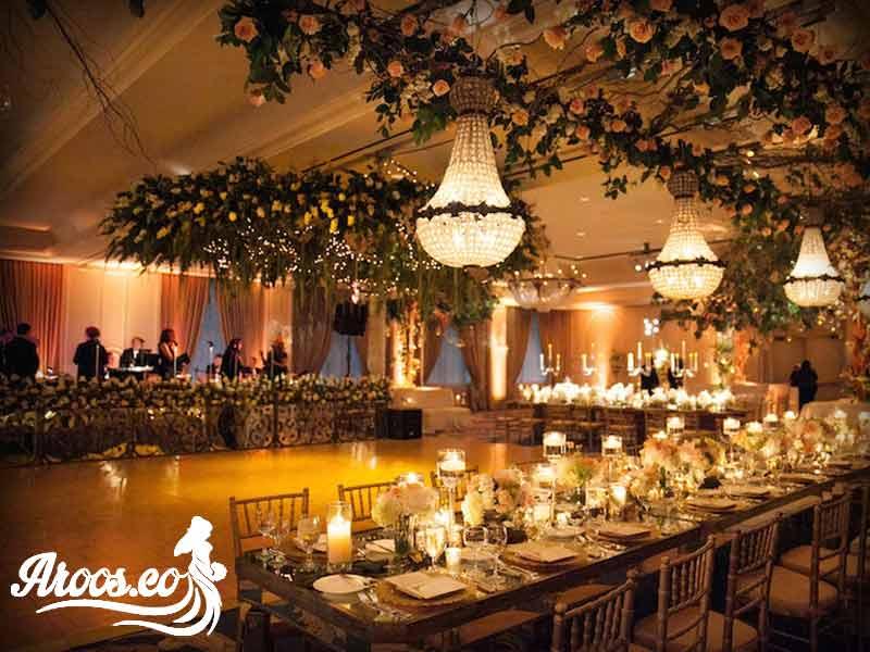تالار عروسی رسمی