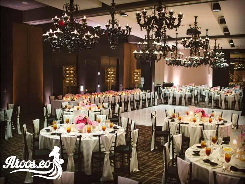 تالار عروس فضای رسمی