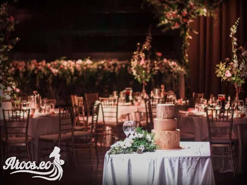تالار عروسی با ظرفیت زیاد