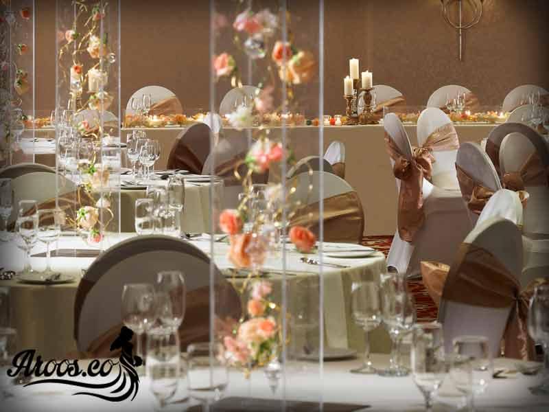 تالار عروسی با ظرفیت کم