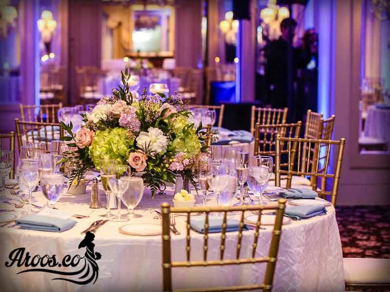 گلچین بهترین تالارهای عروسی