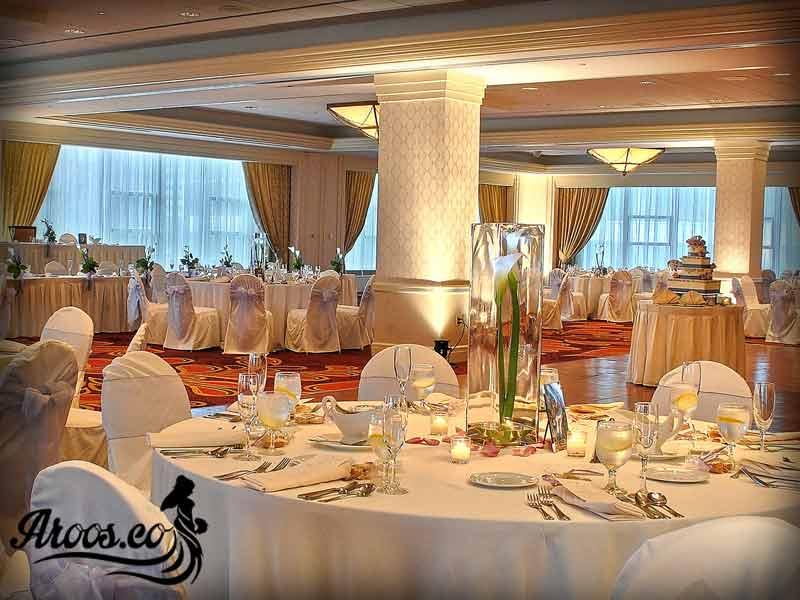 تالارهای عروسی VIP تهران