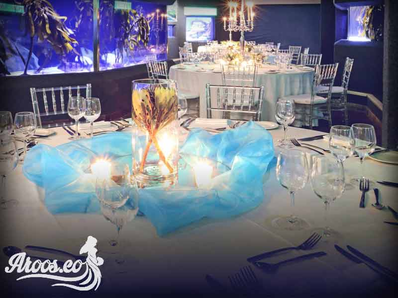 لوکس ترین تالارهای عروسی